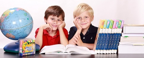 homeschooling children